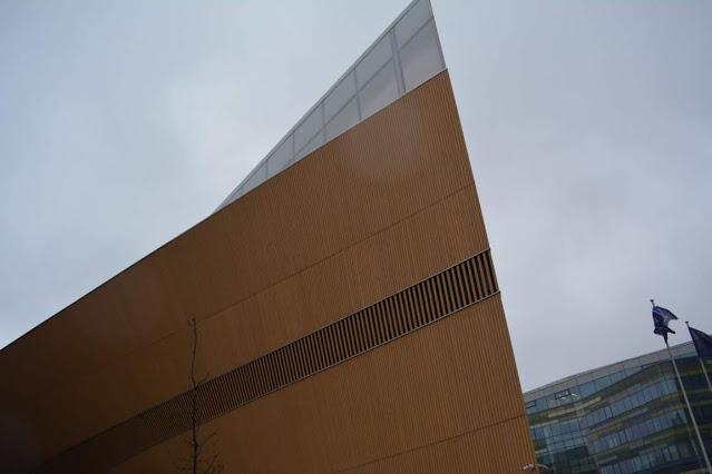 Oodi, az új, helsinki központi könyvtár – Oodi, Helsingin keskuskirjasto