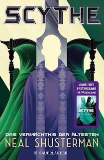[Rezension] Scythe 3: Das Vermächtnis der Ältesten – Neal Shusterman