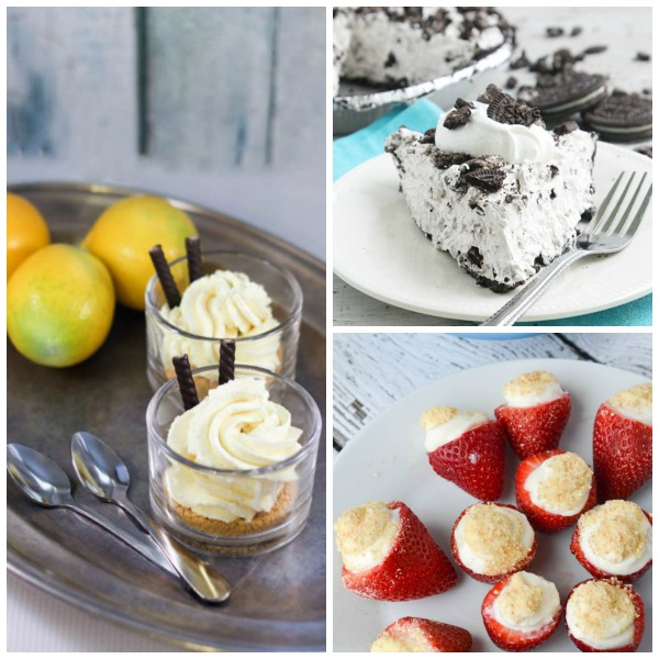 10 Cheesecake Desserts, Zero Baking Required!
