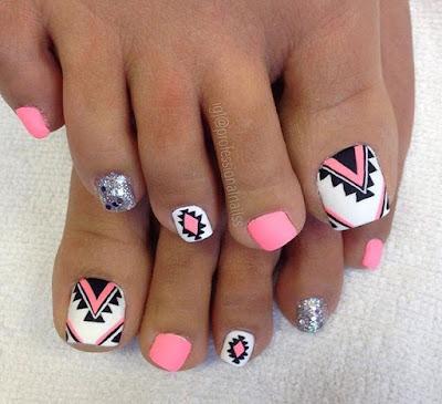 pies uñas