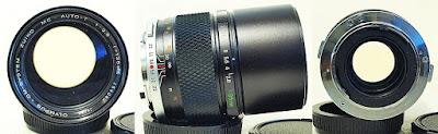 Zuiko MC Auto-T 135mm 1:2.8 #082