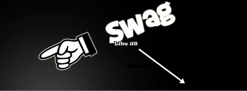 Couverture Facebook Like Swag