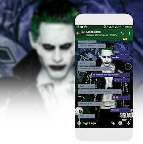 Suicide Squad Coringa Theme For YOWhatsApp & Fouad WhatsApp