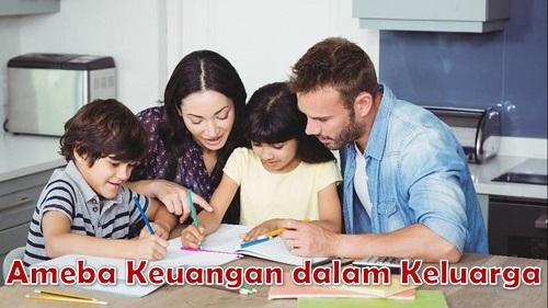 Ameba Keuangan dalam Keluarga