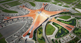 new airport set to take 100 million passengers per year