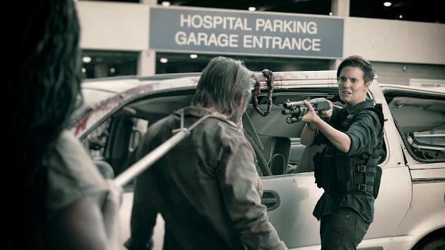 Althea (Maggie Grace) nell'episodio 16