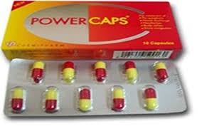 سعر ودواعي استعمال كبسولات باور كابس power caps للأنفلونزا