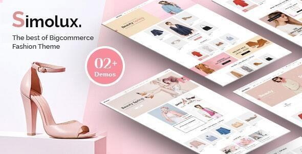 Premium Responsive Fashion Bigccommerce Template