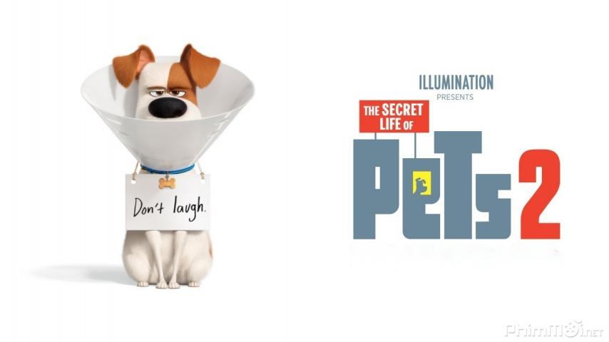 Đẳng Cấp Thú Cưng 2 - The Secret Life of Pets 2 (2019)