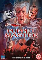 jaquette DVD de PUPPET MASTER