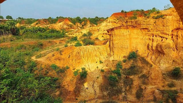 Gangani Garbeta Picnic Spot Grand canyon of bengal