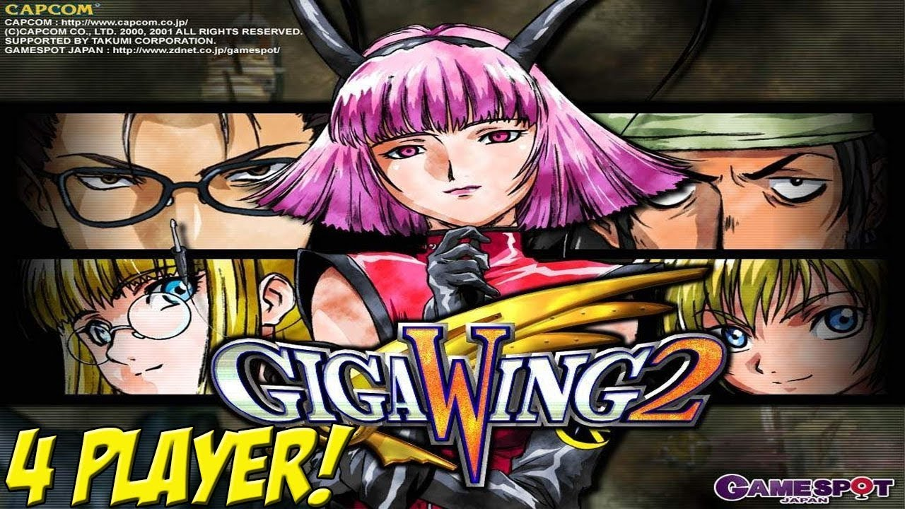 Giga Wing 2 Rom