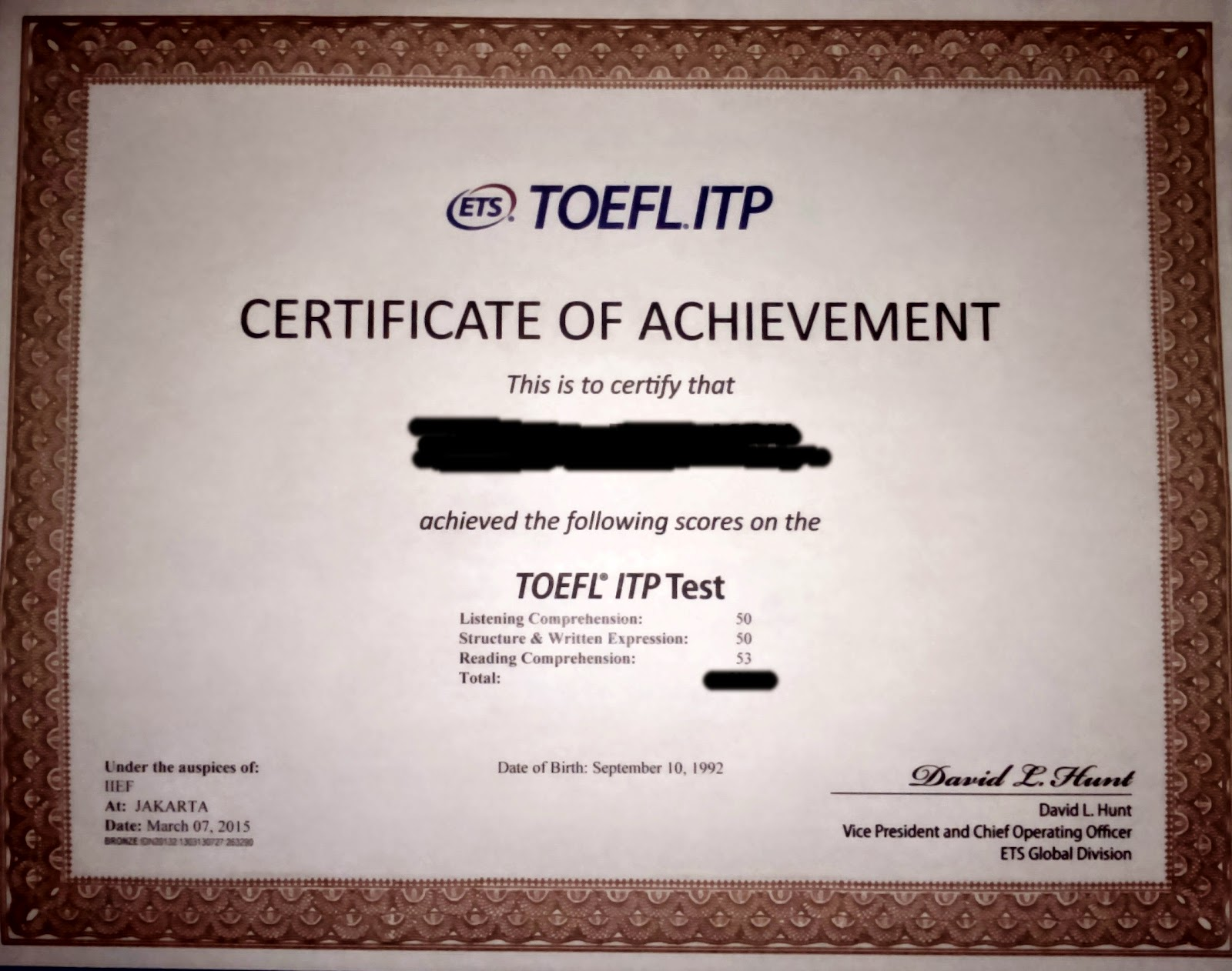 toefl essay ets Writing topics topics in the  you take the computer-based toefl test remember  use specific reasons and details to develop your essay.