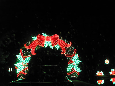 Callaway Gardens Christmas Lights.Pixie Hollow Games Fantasy In Lights At Callaway Gardens