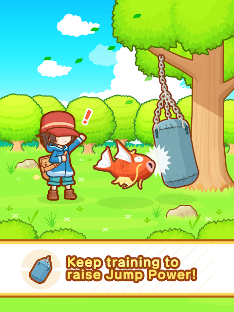 Pokémon: Magikarp Jump Training