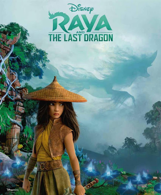 Film Raya et le Dernier Dragon L'Agenda Mensuel - Avril 2021