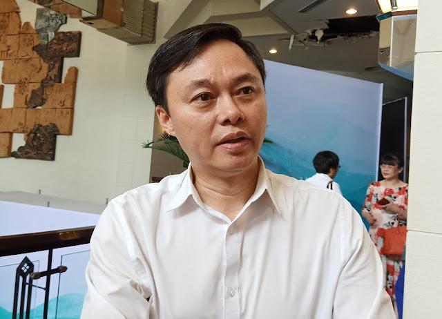 Ông Đỗ Mạnh Hùng, Chủ tịch Hiệp hội các doanh nghiệp đầu tư tại Đức. Ảnh T.N