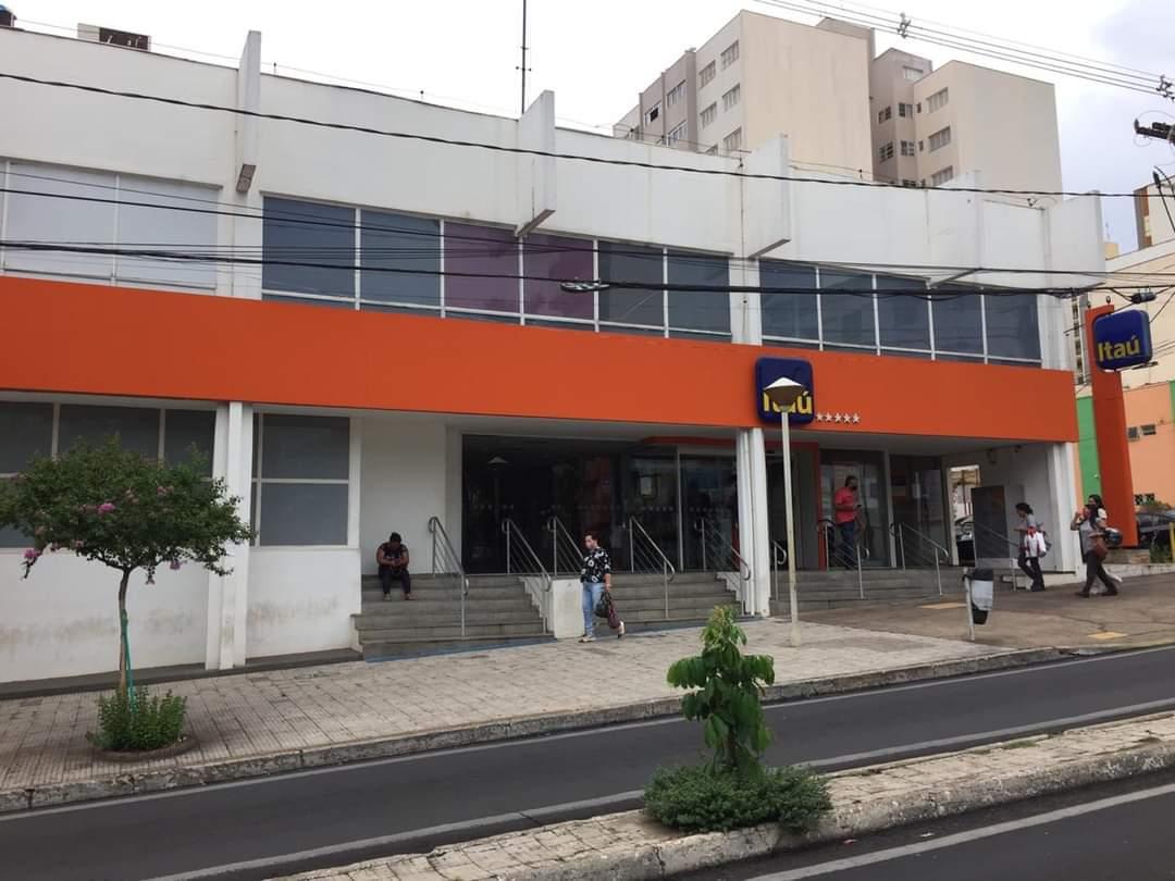 Agência do Banco Itaú em Catanduva é fechada após funcionária testar positivo para Covid-19