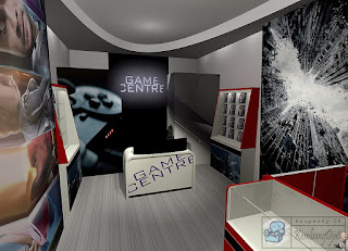 Desain Interior Toko Mainan + Furniture Semarang