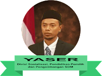 ANSHORY - Anggota KPU Kab. Dompu