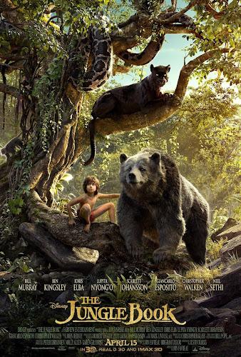 ตัวอย่างหนังใหม่ : The Jungle Book (เมาคลีลูกหมาป่า) ซับไทย poster2