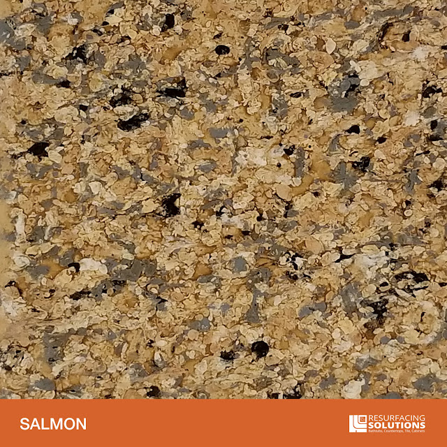 Resurfacing Solutions Knoxville Faux Granite Countertop Color Sample 37
