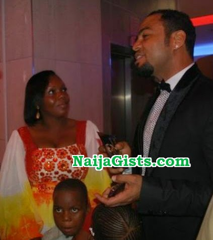 genevieve nnaji and ramsey nouah relationship
