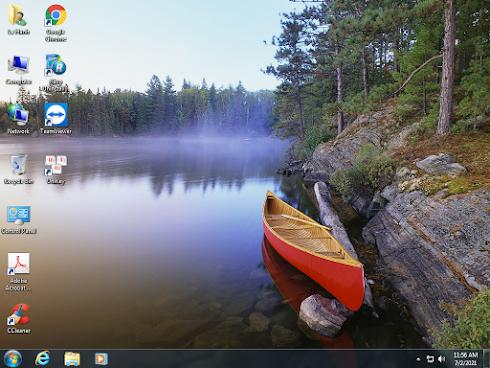 Bộ cài Windows 7 Pro SP1 (32-bit)
