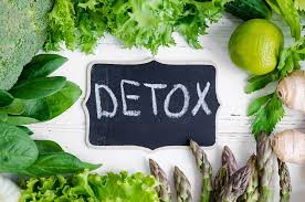 Treat yourself to a detox in a few steps