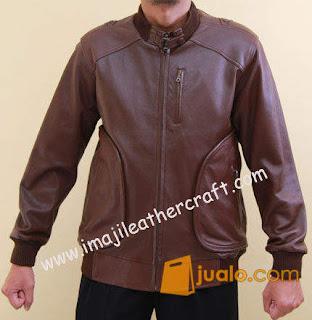 Model Jaket Kulit Garut Terbaru 2020