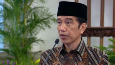 Presiden Jokowi Minta kader PMII Harus Jadi Navigator Perubahan