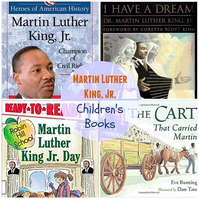 Wife Mummy Nurse 4 Martin Luther King Jr Children S Books