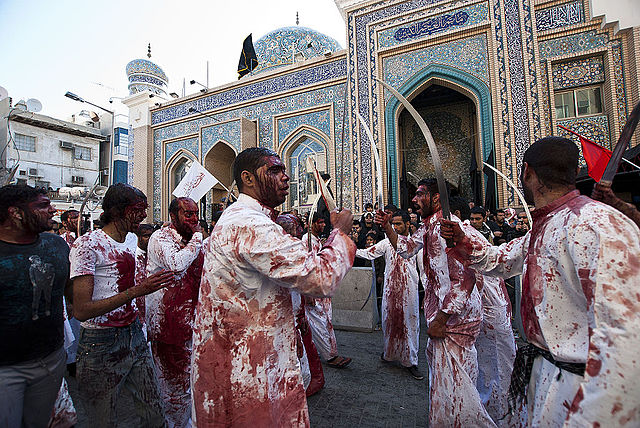 strange religious festivals of india Deadliest Superstitious Rituals self flagellation muharram