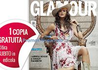 Logo Glamour gratis per te in edicola con il coupon omaggio