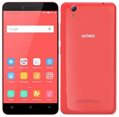 Gionee P5L Flash File Stock Firmware ROM (Download)