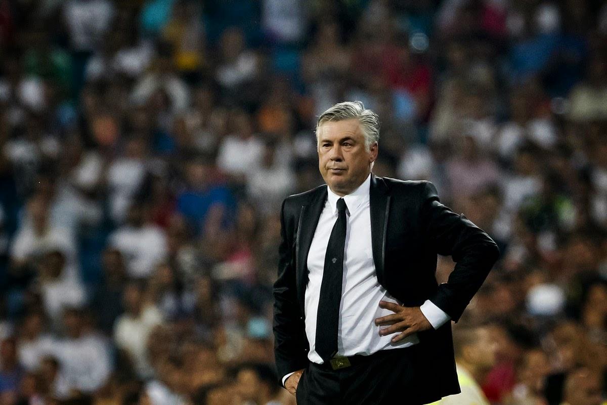 Ancelotti Masih Tak Percaya dengan Hasil Seri Kontra PSG