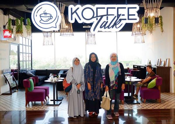 Teman Bicara Koffee Talk