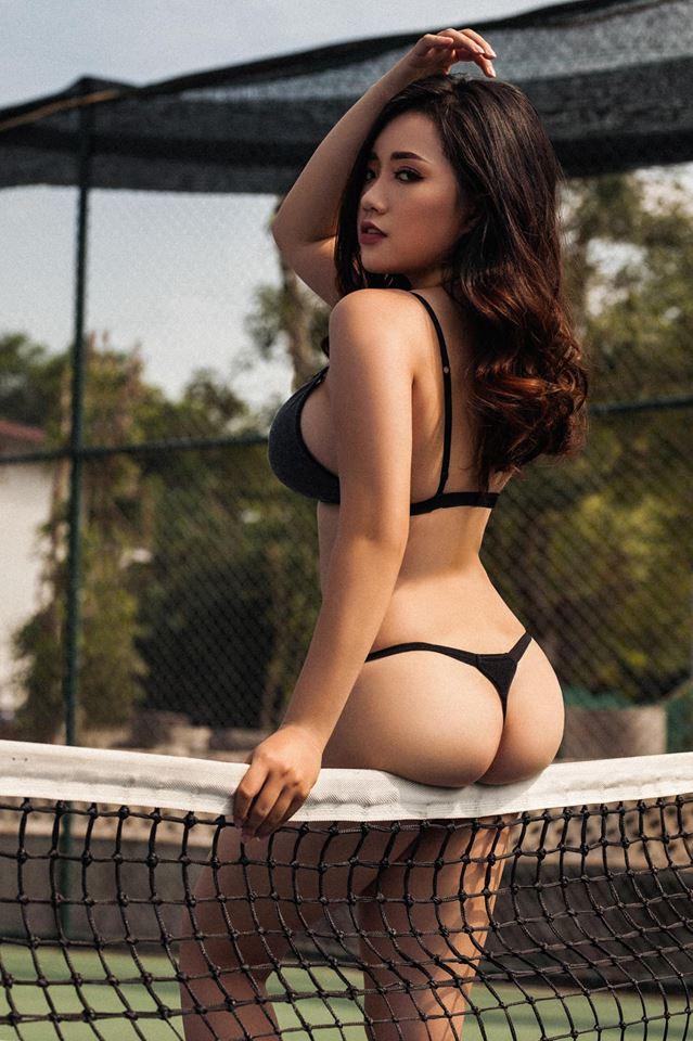 model majalah dewasa Nguyen Nhu Quynh