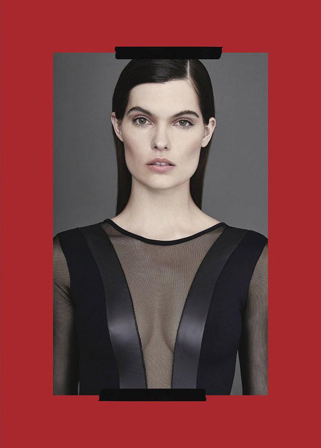 Blusas con transparencias invierno 2020 ropa de moda 2020.