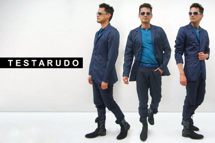 586bfe34417a5 La creación del hombre Testarudo  ropa masculina desde Bogotá ...