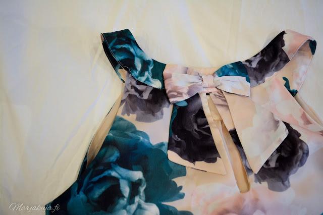 vähänkäytetty H&M mekko