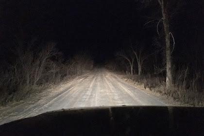 11 Mil Jalan dengan 11 Rintangan Berbahaya