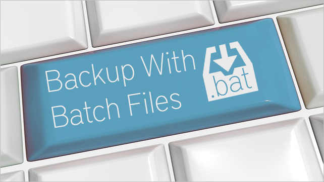 How to Run Batch File in Windows 8