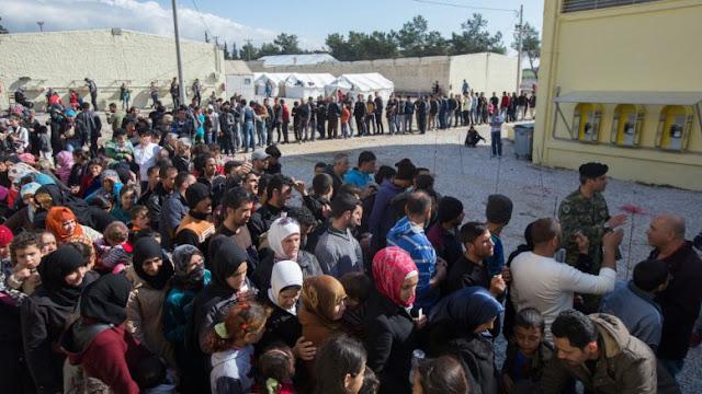 Η κυβέρνηση ετοιμάζεται για εγκλωβισμό 500.000 προσφύγων στην Ελλάδα