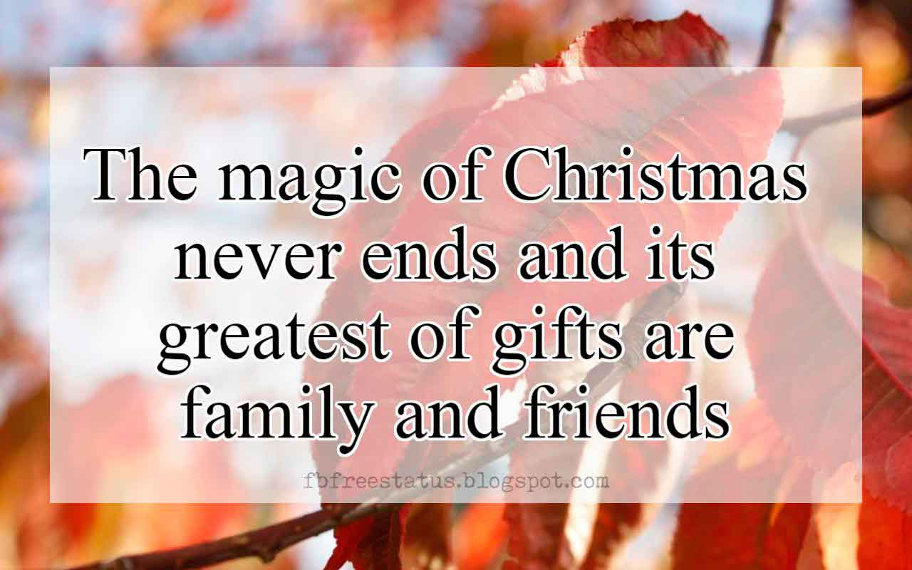 Inspirational Christmas Quotes and images