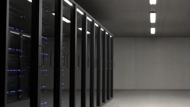 ilustrasi hosting