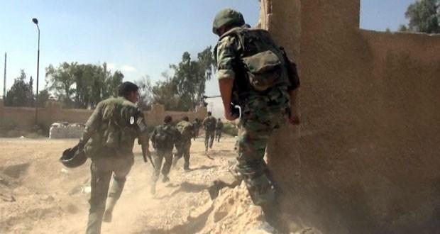 Ejército sirio realiza ataques coordinados en Homs, Daraa y Sweida