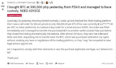 Обязаны ли пользователи возвращать биткоины, купленные по $6000? Мнения экспертов