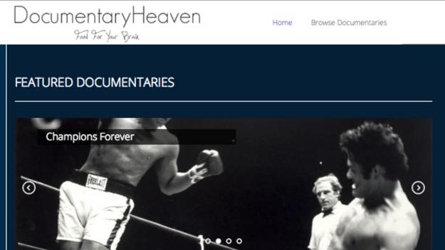 Documentary Heaven: Πάνω από 4000 δωρεάν ντοκιμαντέρ παντός τύπου