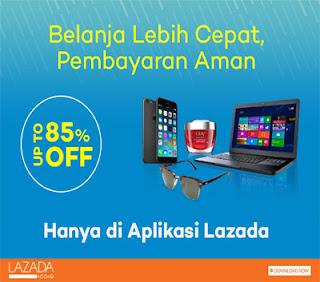 lazada app/Aplikasi Lazada